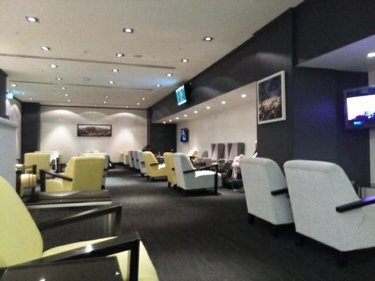 Emperor Lounge – AKL (Auckland (AKL))