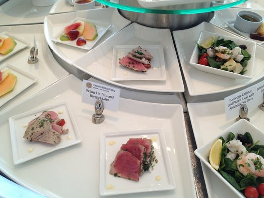 The Emirates Lounge – PER (Perth (PER))