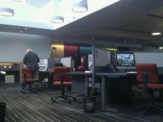 Qantas Club – ADL (Adelaide (ADL))