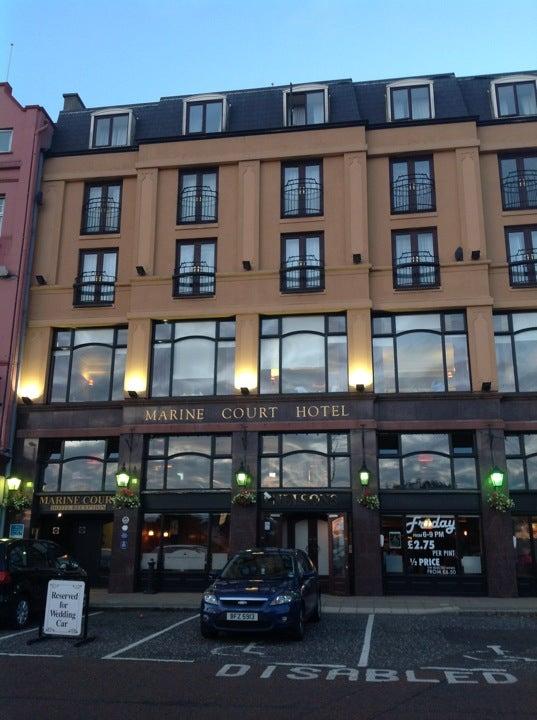 Marine Court Hotel - Non-Accommodation