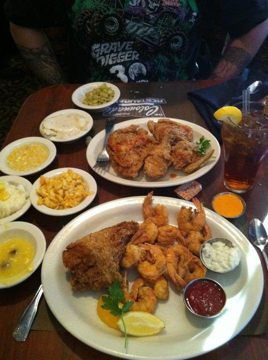 The Colonnade Restaurant Atlanta Ga Hours