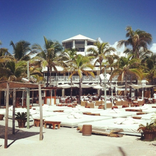 Nikki Beach Club Miami Sunday