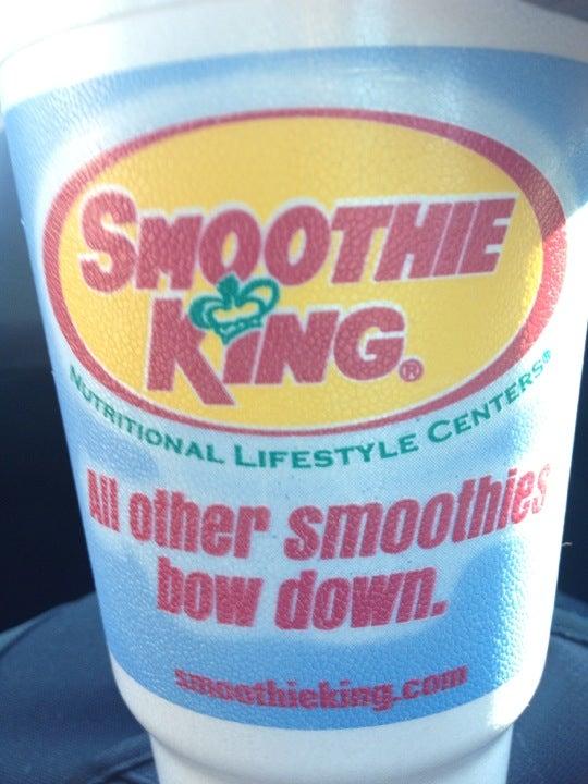 Smoothie King At 1000 Northside Dr NW Ste 10th St Atlanta GA