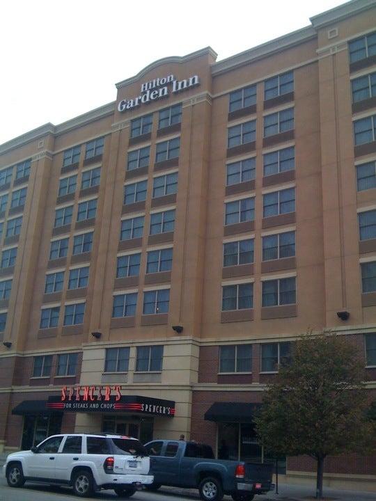 Hilton Garden Inn Omaha Downtown Old Market Area At 1005 Dodge St At 10th St Omaha Ne