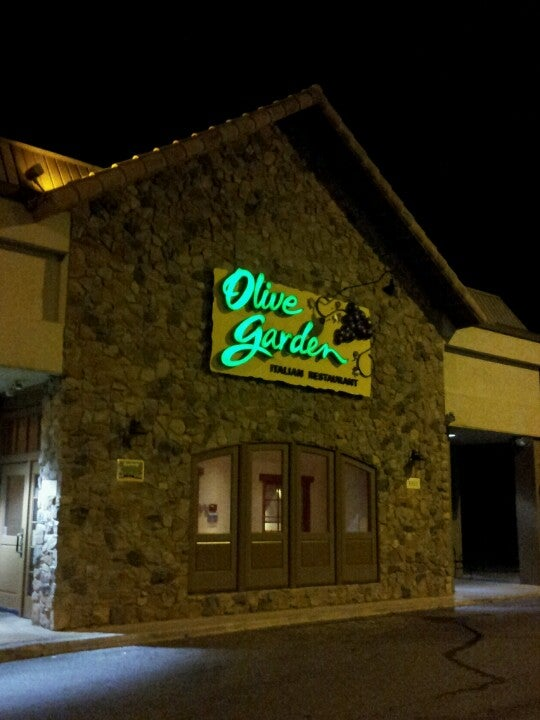 Olive Garden Baltimore Pike