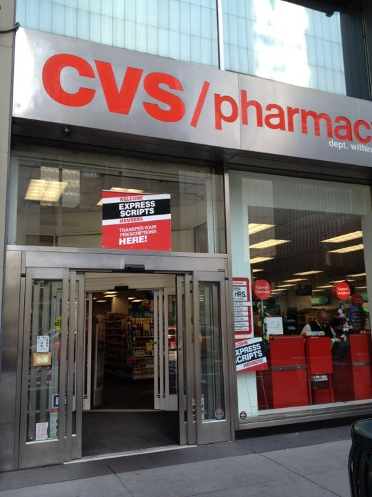 cvs  pharmacy at 630 lexington ave  e  53rd st   new york  ny