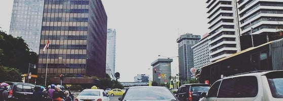 Jakarta Pusat Is A Place That Has Very Bad Traffic Jam All Day Long Best To Visit On Weekends