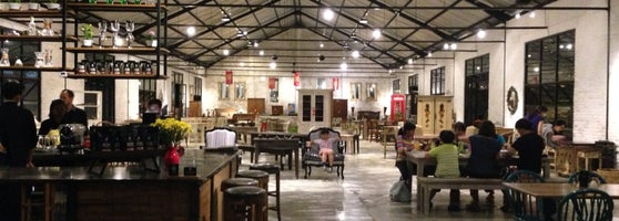 coffee house furniture. Modern Industrial Coffee House And Furniture, I Love This Warehouse Type Place. Furniture