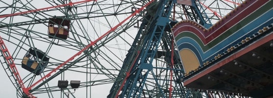 Coney Island Ferris Wheel Accident