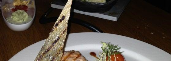 Frische grill salate