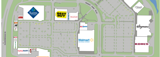 I Have Even Made A New Map Of This Shopping Center To Add In McDonalds And Also Will Use The Corduroy Episodes Write