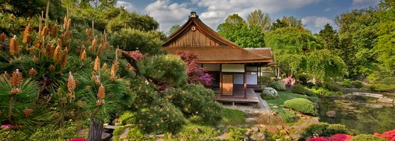 The Famous Japanese House And Garden (are Known As Shofuso) Is Located  Inside Fairmount Park Horticulture Center, Which Was Originally The Site Of  Lansdowne ...