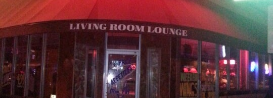 Living Room Lounge Downtown Indianapolis 934 N Pennsylvania St