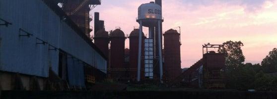 Sloss Furnaces National Historic Landmark Central City