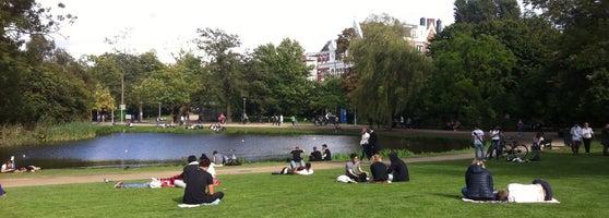 Амстердам парк для занятий сексом