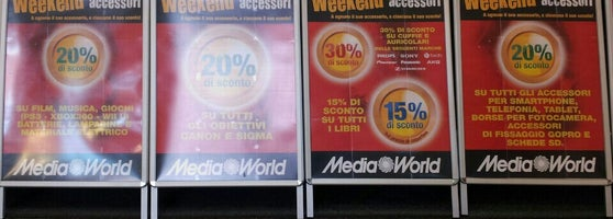 MediaWorld - Via Fontevivo 17