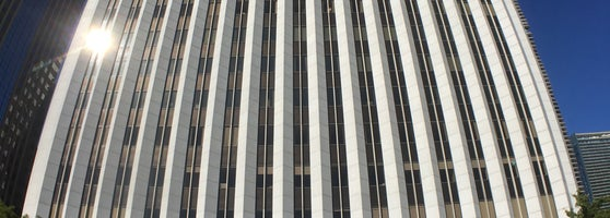 Aon Center Office In The Loop
