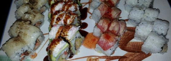 Red fish sushi asian bistro sushi restaurant in lakeland for Angry fish sushi