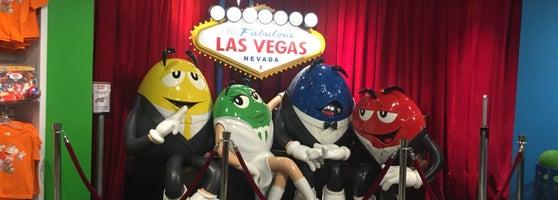 M&M's World - The Strip - Las Vegas, NV