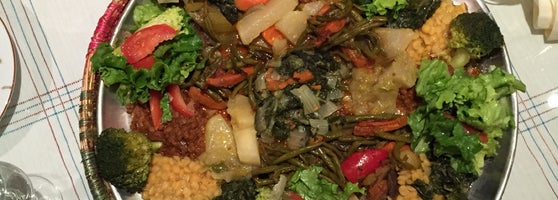 Godjo Ethiopian Restaurant In Paris - Cuisine ethiopienne