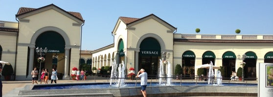 Serravalle Designer Outlet - Shopping Mall