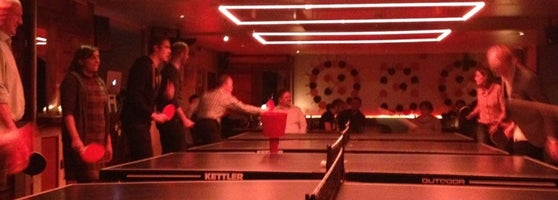 Ping Now Closed Sports Bar In London