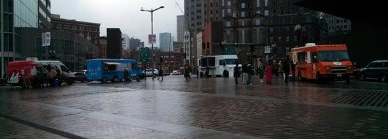 Food Truck Schedule Boston Dewey Square