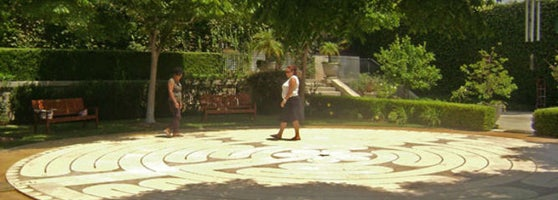 Peace Awareness Labyrinth Gardens South La 3500 W Adams Blvd