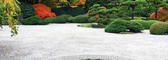 Portland Japanese Garden 611 Sw Kingston Ave