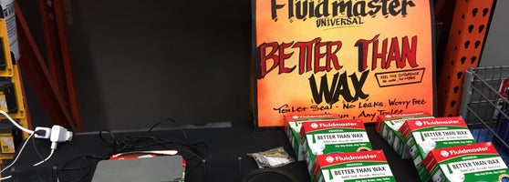 Promoting Better Than Wax Ring For Fluidmaster This Weekend At The Home Depot In Newbury Park