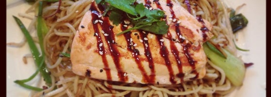 Salmon teriyaki soba wagamama recipes