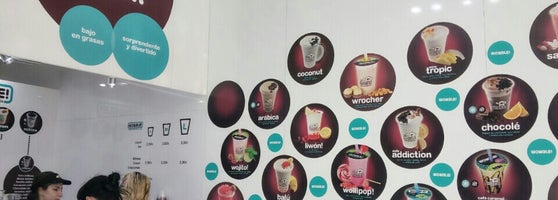 Wowble bubble tea shop in valencia - Franquicia tea shop ...