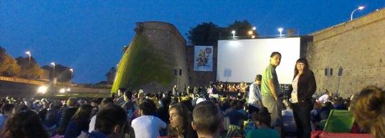 Sala montju c indie movie theater in parc de montju c for Cinema fresca montjuic