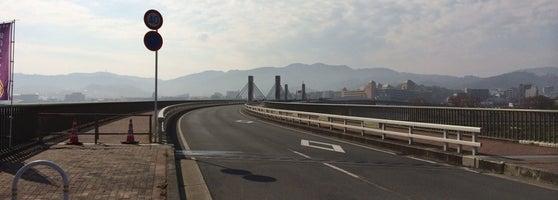 保津橋 - Bridge in 亀岡市