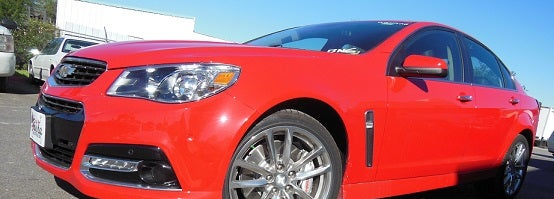 Come Check Out The All New Chevy SS At Fiesta Chevrolet In Edinburg!