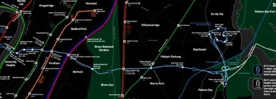 Bx12 Bus Map - The Best Bus