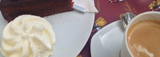 Поесть торт захер