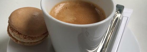 nespresso coffee shop in champs lys es. Black Bedroom Furniture Sets. Home Design Ideas
