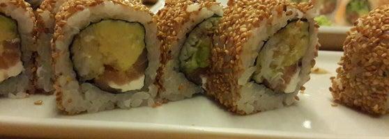 Adana Friends Cafe Sushi Menu