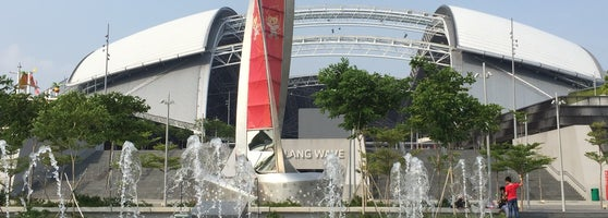 Singapore Sports Hub Kallang 37 Tips