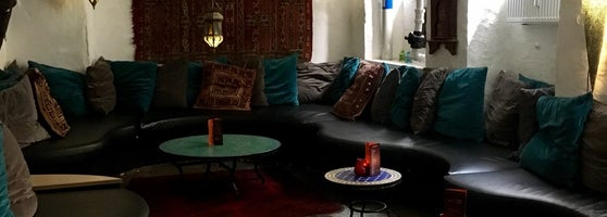 Check Out The Moroccan Tea Room
