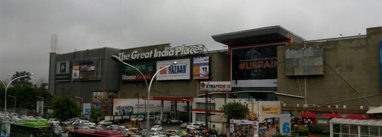 Happening Place To Hangout And Shop