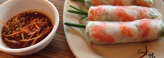Freshly Made Rice Paper Spring Rolls Are The Best