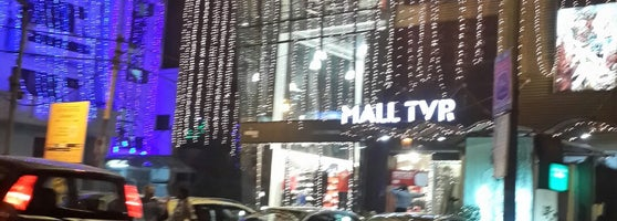Mall tvr ashok vihar 2 tips from 20 visitors nice collection of famous brands under a roof three floor plates coveting wide range from kids to adults if youve the membership card you can get 5 10 stopboris Images