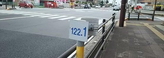 鎌田町 交差点 - 鎌田町