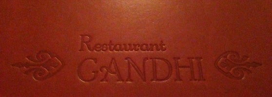 Gandhi indian restaurant in montreal for Chez leon meuble montreal