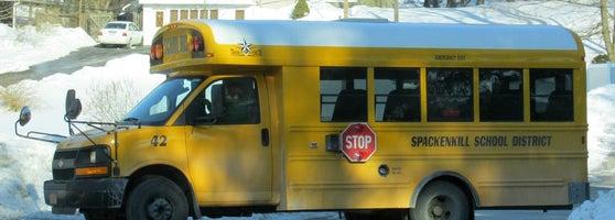 Trans Tech School Bus
