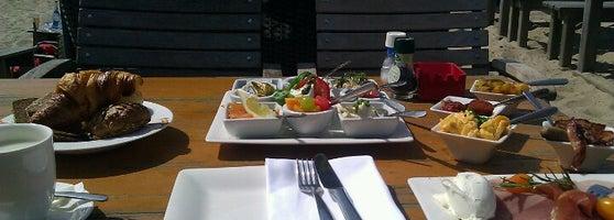 sansibar seafood restaurant in rantum sylt. Black Bedroom Furniture Sets. Home Design Ideas