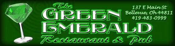 The Green Emerald ~ Restaurant & Pub