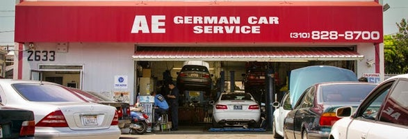 AE German Car Service